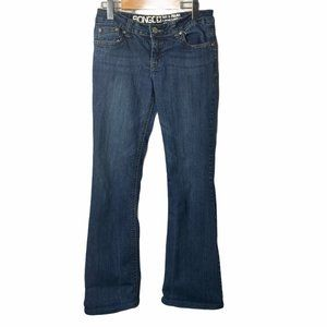 Bongo Women's Size 30 This Is Milan Low Rise Jeans